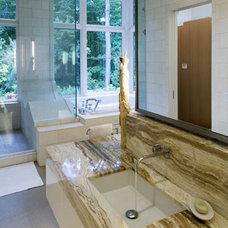 Modern Bathroom by McIntosh Poris Associates