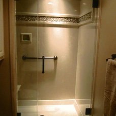 Traditional Bathroom by McLarrin Flooring & Counter Tops