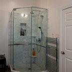 Luxury Bathroom Contemporary Bathroom New York By