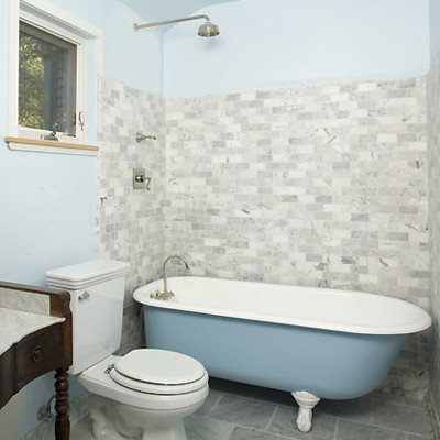 Clawfoot Tub Shower Home Design Ideas Pictures Remodel