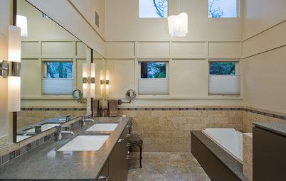 Enciende tu baño: ¿Cuál es la iluminación adecuada para el baño?