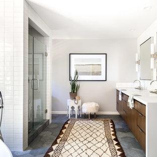 75 Most Popular Slate Floor Bathroom Design Ideas For 2019 Stylish