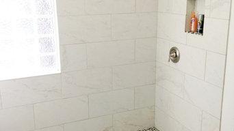 Meadowbrook bathroom remodel