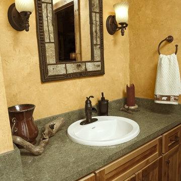 Meadowlark Lane Residence Bathroom