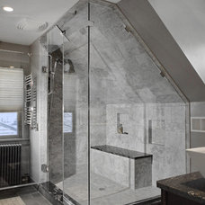Contemporary Bathroom by Bolger Design + Remodeling