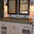 Bathrooms Farmhouse Bathroom Los Angeles By Lori Dennis Asid Leed Ap