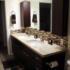 Modern Bathroom by William Jackson Inc.