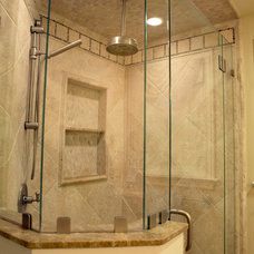 Traditional Bathroom by JMH Designs