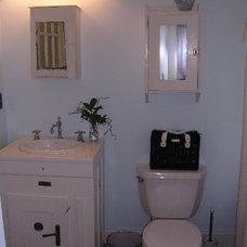 Eclectic Bathroom Medicine Cabinets