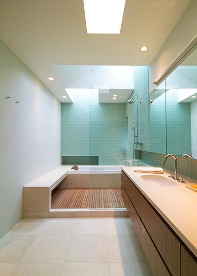 Contemporaneo Stanza da Bagno by SHED Architecture & Design