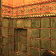 Mediterranean Bathroom by Clay Imports