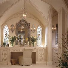 Mediterranean Bathroom by Marc-Michaels Interior Design