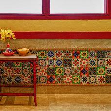 Mediterranean Bathroom by Better Bathrooms & Kitchens