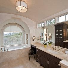 Contemporary Bathroom by Bulhon Design Associates