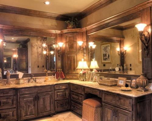 saveemail curtis cook designs 16 reviews mediterranean style custom master bathroom - Custom Master Bathrooms