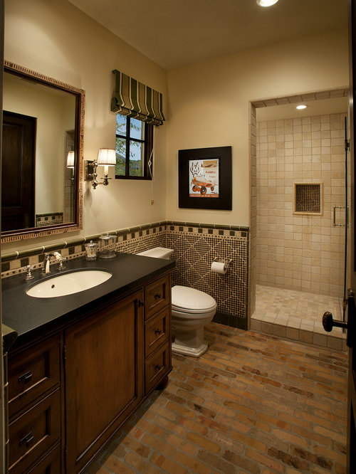 Teen boy bathroom design ideas remodels photos for Teen bathroom pictures
