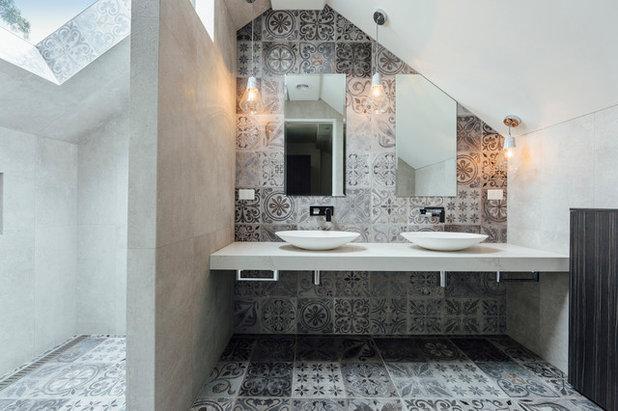 Contemporary Bathroom by Earp Bros - Surface Evolution