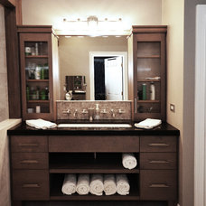 Traditional Bathroom by Sterling Construction, Inc.