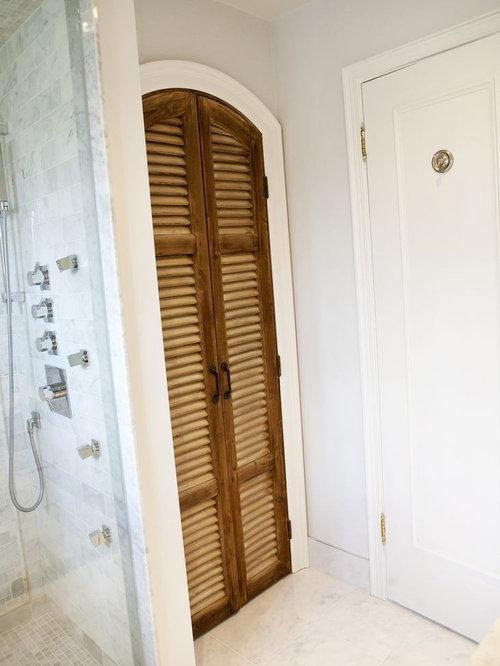 Linen Closet Door Houzz