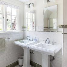 Contemporary Bathroom by Forward Design Build Remodel