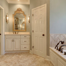 Traditional Bathroom by MLM INCORPORATED