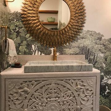 Melshire Modern Guest Baths
