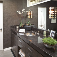 Contemporary Bathroom by Dayna Katlin Interiors