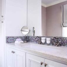 Bathroom by Holly Durocher Design