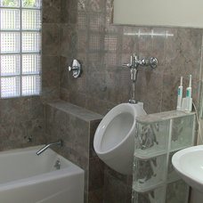 contemporary bathroom by Howard Bankston & Post