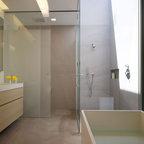 Tucson Residence Kitchen Contemporary Bathroom