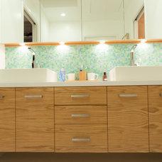 Contemporary Bathroom by Novo Domus
