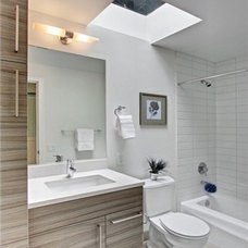 Modern Bathroom by American Cabinet Suppliers
