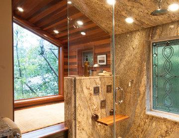 Mercer Island Bathroom Master Suite