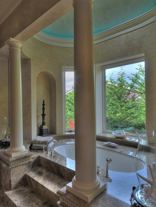 28 goddess bathroom design photos - Mediterranean Bathroom Design