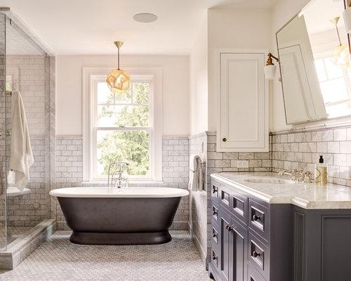 freestanding bathtub design ideas