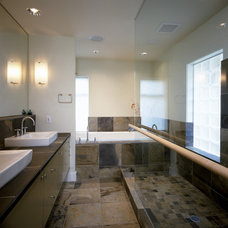 Contemporary Bathroom by Jeff Luth - Soldano Luth Architects