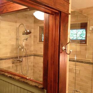 Mercer Island Traditional Master Bath