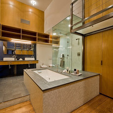 Modern Bathroom by Interior Marketing Group