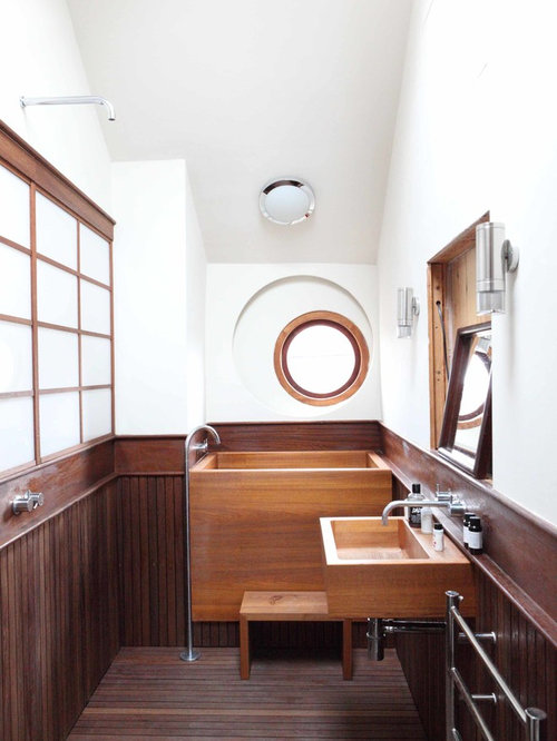 Wooden Bathrooms Home Design Ideas Pictures Remodel And