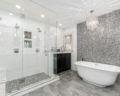 Bathroom Wall Tile Ideas | Houzz