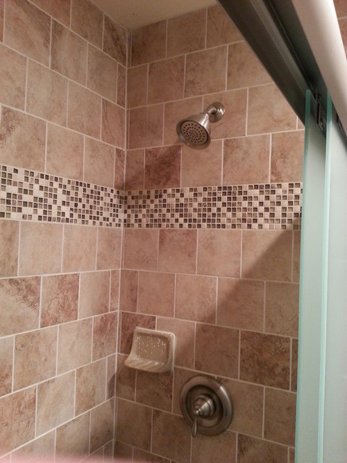 traditional bathroom tiles mesa beige tile ideas pictures remodel and decor 14801