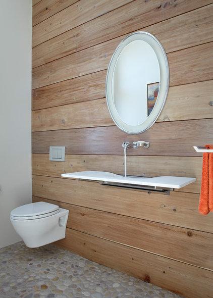 Contemporary Bathroom by Allen Construction