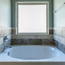 Traditional Bathroom by Brass Brick Homes