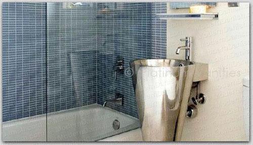 Modern Bathroom Makeovers - Modern bathroom makeovers