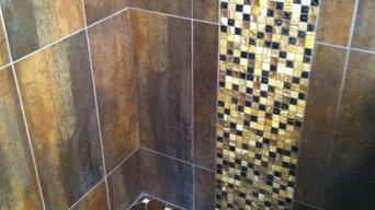 Metalic Shower