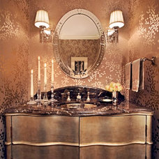 Traditional Bathroom by Jane Spencer Designs