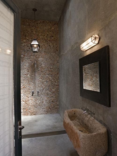 Mediterranean New York Bathroom Design Ideas Remodels Photos