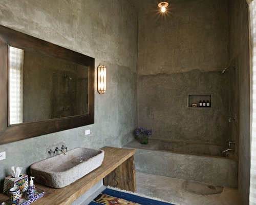 Concrete Bathroom Ideas Pictures Remodel And Decor