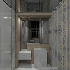 Bathroom by Pepe Calderin Design- Modern Interior Design