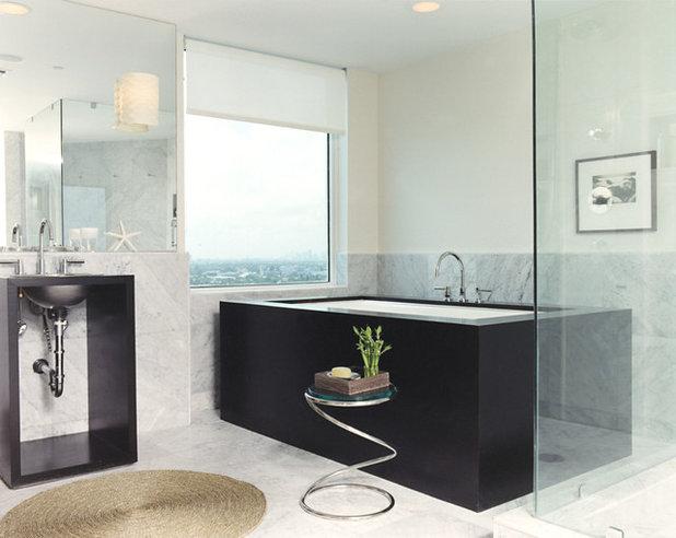 Contemporary Bathroom by Thom Filicia Inc.